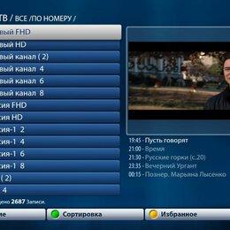 ТВ-приставки и медиаплееры - Iptv Android smart TV с 2687 каналов и медиатекой, 0