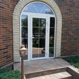 Входные двери - Входные Алюминиевые двери, 0