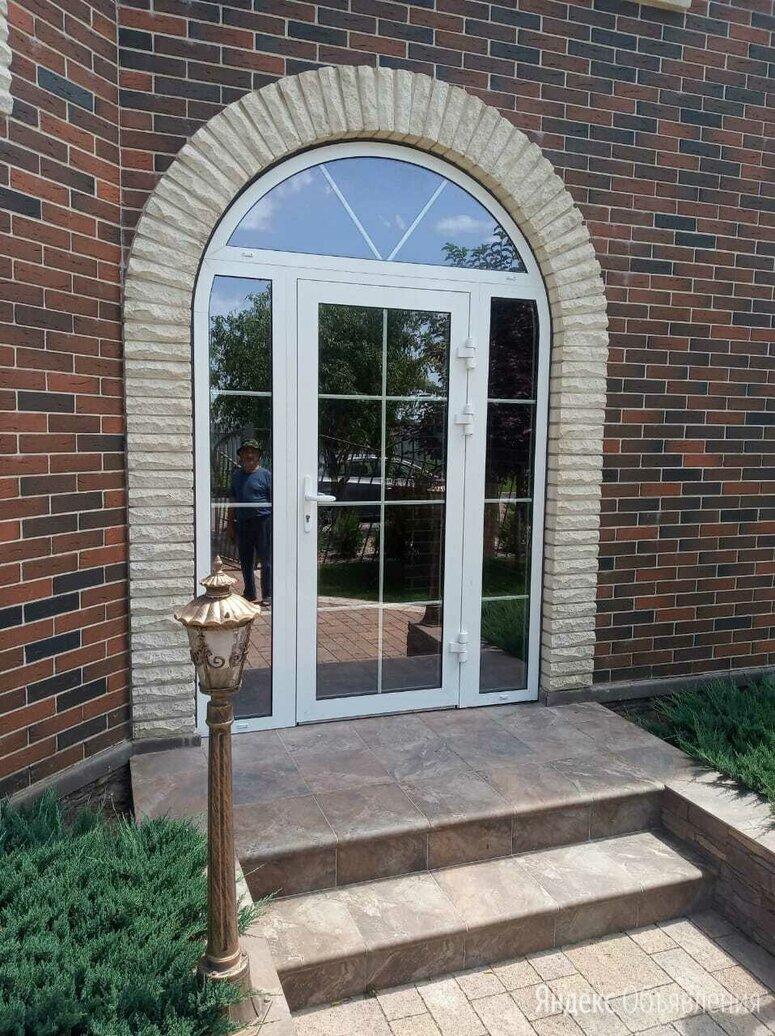 Входные Алюминиевые двери по цене 30000₽ - Входные двери, фото 0