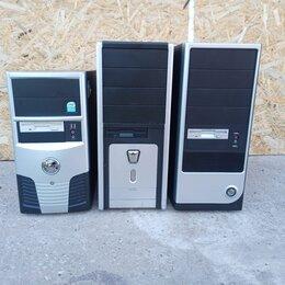 Настольные компьютеры - Системные блоки 2 ядра 2 гига, 0