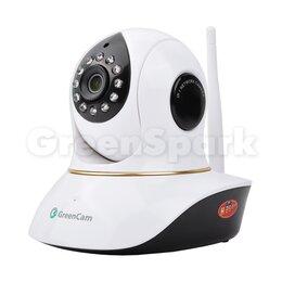 Экшн-камеры - IP-камера GreenCam GC38S, 0
