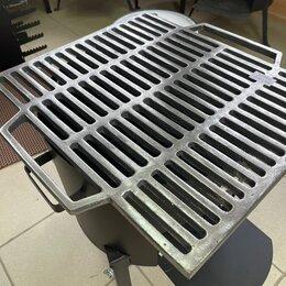 Решетки - Решетка чугунная, 500х400х13, 0