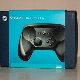 Рули, джойстики, геймпады - Геймпад Steam Controller, 0
