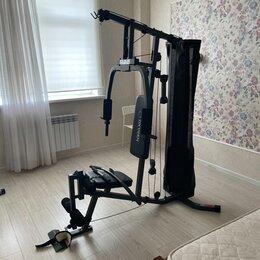 Тренажеры со встроенными и свободными весами - Тренажёр IRVING, 0
