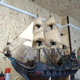 Модели - Модель корабля Месть королевы АННЫ из фильма Пираты карибского моря, 0