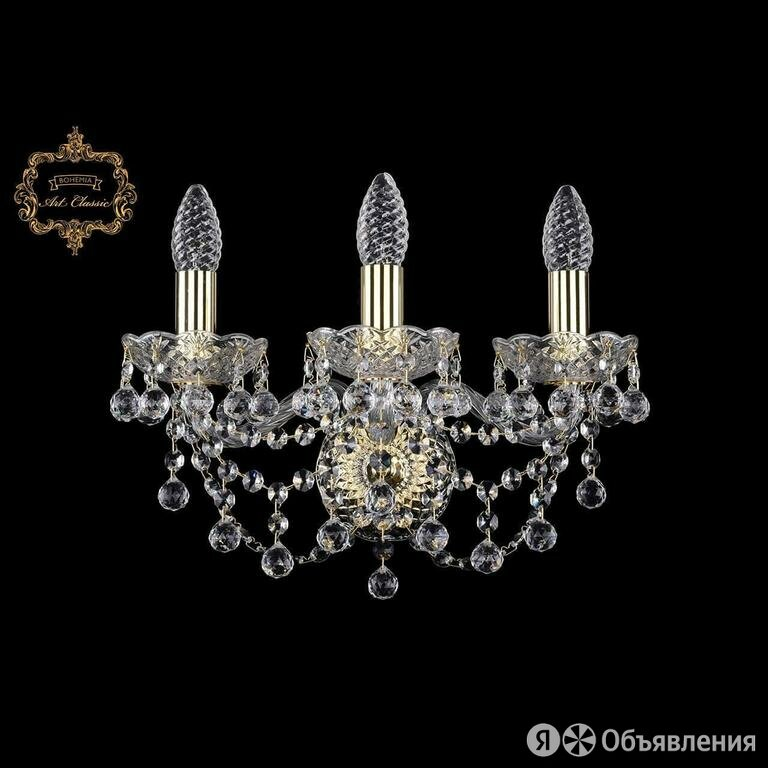 Бра ArtClassic 10.26.3.141.Gd.B по цене 7844₽ - Бра и настенные светильники, фото 0
