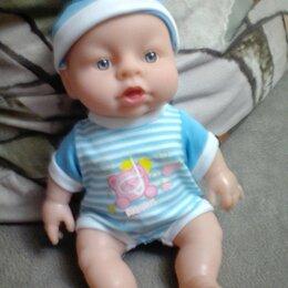 Куклы и пупсы - Кукла пупс говорящий, 0