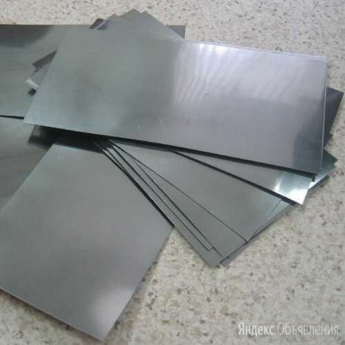 Лист никелевый Н-4 ГОСТ 11930.3-79 по цене 95759₽ - Металлопрокат, фото 0