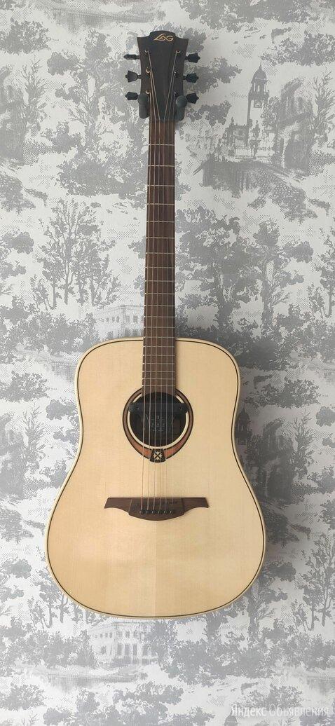 Трансакустическая гитара LAG t88d по цене 33000₽ - Акустические и классические гитары, фото 0