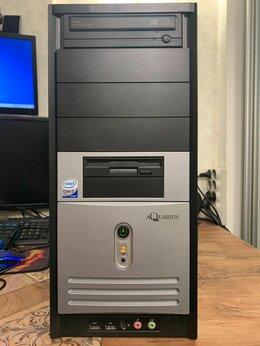 Настольные компьютеры - AQuarius 4x ядерный, бюджетный, 0