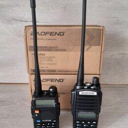 Рации - Рация Baofeng UV-5R / UV-82 полный комплект новая, 0