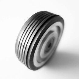 Запчасти к аудио- и видеотехнике - Ролик прижимной - для студийного магнитофона Mechlabor STM 600 / 610, 0