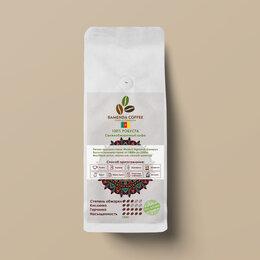 Ингредиенты для приготовления напитков - Кофе жареный в зернах 100% робуста, 1000г, 0
