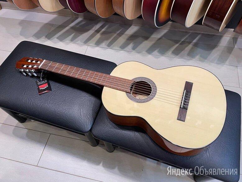 Классическая гитара Cort AC100 по цене 11000₽ - Акустические и классические гитары, фото 0
