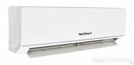 Кондиционер настенный (сплит-система) NeoClima NS/NU-HAX09R по цене 15800₽ - Кондиционеры, фото 0