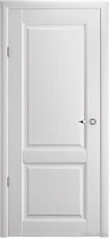 Дверь Фрегат Эрмитаж 4 белый глухое по цене 7490₽ - Входные двери, фото 0