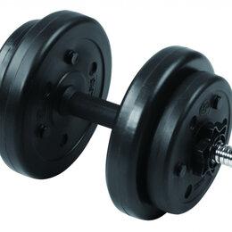 Гантели - 3108CD Гантель сборная Lite Weights 8 кг х 1шт, 0
