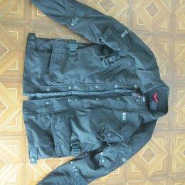 Мотоэкипировка - Мотокуртка и штаны IXS (комплект) текстиль, 0