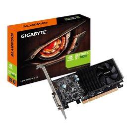 Видеокарты - GV-N1030D5-2GL, Видеокарта Gigabyte nVidia GeForce GT 1030 GDDR5 2GB, 0