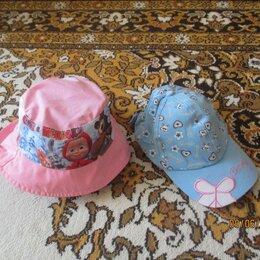 Головные уборы - Панамка и кепка для девочки , 0
