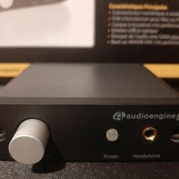Цифро-аналоговые преобразователи - ЦАП Audioengine D1 24-Bit DAC / Headphone Amp USA, 0