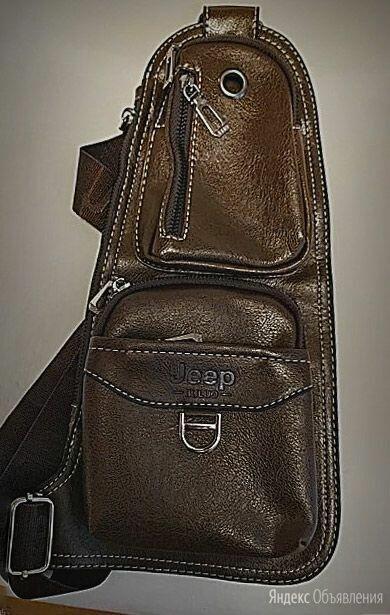 Мужская сумка по цене 1496₽ - Дорожные и спортивные сумки, фото 0