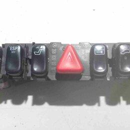 Автоэлектроника и комплектующие -  Блок кнопок Mercedes W202, 0