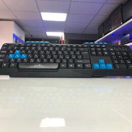 Клавиатуры - Клавиатура проводная Oklick 750G, 0