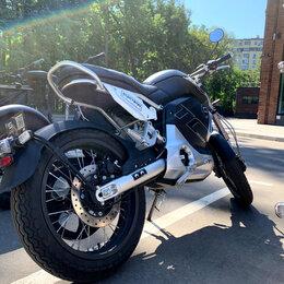 Мото- и электротранспорт - Электромотоцикл Super Soco TC MAX в наличии, 0