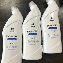 Бытовая химия - Чистящее средство DOS-GEL для унитаза ванн раковин, 0