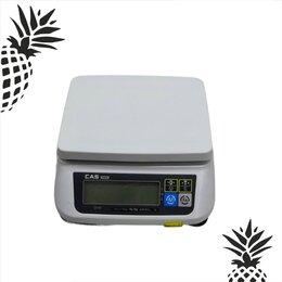 Весы - Весы порционные CAS SWN-15, 0