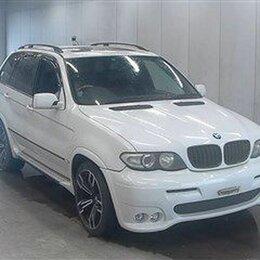 Прочие аксессуары  - Обвес Hamann на BMW X5 E53 (ориинал), 0