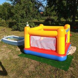 Надувная мебель - Надувной комплекс intex jump-o-lene 48260, 0