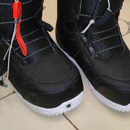 Ботинки - Ботинки для сноуборда Burton Ambush (почти новые), 0