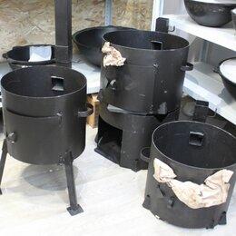 Печи для казанов - Печь под казан от 6 до 22 литров, 0
