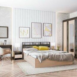 Кровати - Спальный гарнитур Эрика текс, 0
