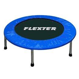 "Каркасные батуты - Батут каркасный Flexter 54"" (137 см), 0"