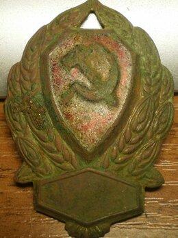 Жетоны, медали и значки - Нагрудный знак милиции 1926г, 0