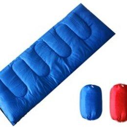 Спальные мешки - Спальник турист. 180*75см, 750гр (+5) п/э 170Т/холофайбер 150г/кв.м Eurica, 0