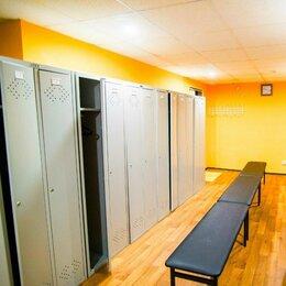 Мебель для учреждений - Шкафы металлические для одежды, 0