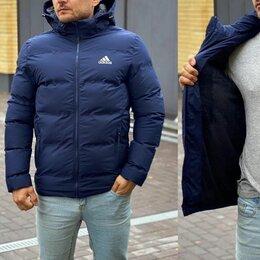 Куртки - Зимняя мужская куртка Adidas р-ры 44-56, 0