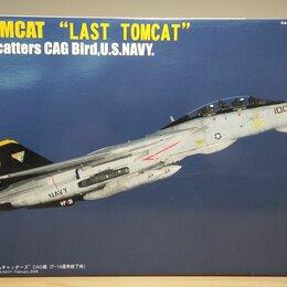 """Сборные модели - F-14D Tomcat """"Last Tomcat"""" 1/72 Fujimi 72191, 0"""