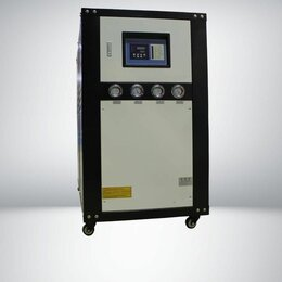 Промышленное климатическое оборудование - Промышленный чиллер для охлаждения теплой воды  26.32 кВт, 0