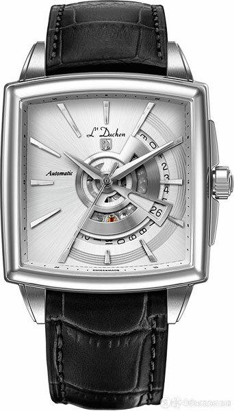 Наручные часы L Duchen D443.11.33 по цене 73840₽ - Наручные часы, фото 0