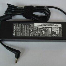 Аккумуляторы и зарядные устройства - Блок питания Lenovo 5.5x2.5мм, 90W (20V, 4.5A) без сетевого кабеля, ORG (long sh, 0
