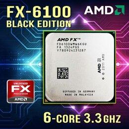Процессоры (CPU) - Мощнейший 6 ядерный процессор amd fx 6100, торг, обмен на ваш с доплатой, 0