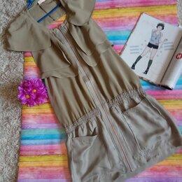 Платья - Платье шелковое sass bide, 0