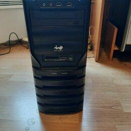 Настольные компьютеры - Настольный игровой крмп i5, 16gb, 1tb HDD, nvidia 1050, 0
