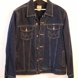 """Куртки - """"Wrangler"""" куртка джинсовая, 0"""