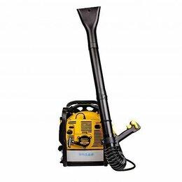 Воздуходувки и садовые пылесосы - Воздуходувка ранцевая champion gbr357 (2,5квт 9,2кг 1080м³/ч), 0